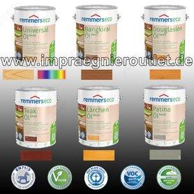 Remmers Tuinhoutolie Aqua Eco (0,75 liter), waterbasis