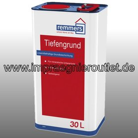 Diepgrondering (30 liter)