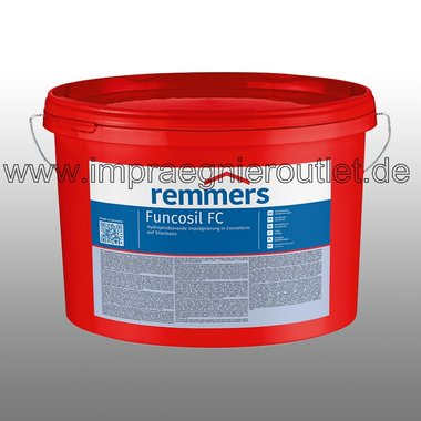 Funcosil FC impregneercreme - 40% werkzame stof! (5 liter)