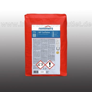 Sulfatexmortel 25 kg