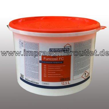 Funcosil FC impregneercreme - 40% werkzame stof! (12,5 Liter)