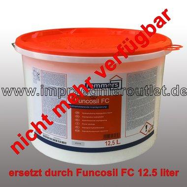 Funcosil FC impregneercreme - 40% werkzame stof! (15 Liter)